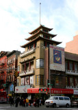 Chinese Association Pagoda Building