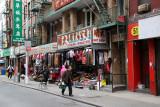 Mott Street Chinatown