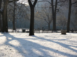 Winter 2006/2007 - Washington Square Park