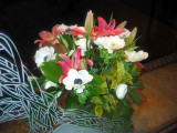 Floral Arrangement - North Square Restaurant