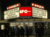 Saturday Night at the Independent Film Center