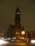 Jefferson Market Courthouse at Night