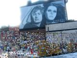 911 Memorial Tile Fence & Barney's Billboard