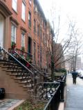 Eleventh Street - West Greenwich Village NYC