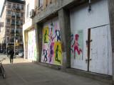 East Village Street Scene