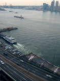 East River 34th Street Ferry, Water Taxi & Heli Ports