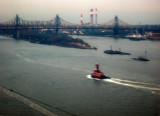 East River - Roosevelt Island & Queens Borough Bridge