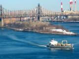 Roosevelt Island & 59th Street Queensborough Bridge