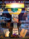 NYU Bookstore Window - Celebrate Black History Month!