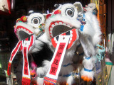 Chinese New Year Dragons