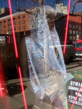 Stepping Out on the Bowery - Entertainment Fashion Window