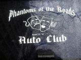 Phantoms of the Roads Brooklyn Auto Club - SUV Rear Window