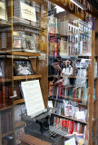 Strand Bookstore Window
