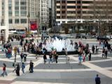 Fountain Plaza View