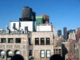 Mixed Architectural Styles - North View from Park Avenue Office