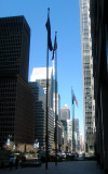Uptown View from 46th Street