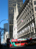 Saks, St Patrick's Cathedral & Olympic Tower