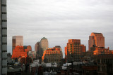 Sunrise - Downtown Manhattan