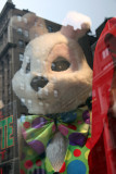 Easter Bunny at NY Costume Store