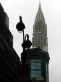 Chrysler Building - Downtown View from 45th Street