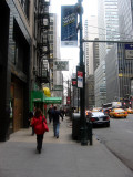 Uptown North Street View from near 46th Street