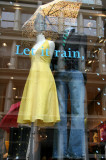 J Crew Window - 'Let it Rain'