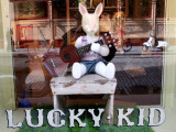 Lucky Kid Window