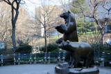 Three Bears Todlers' Playground at Park Entrance near 80th Street