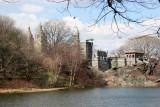 Belvedere Castle & Pond