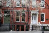 NYU School of Social Work & Flowering Pear Trees