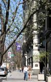 Walking West Toward Washington Square
