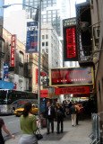 Spring Awakening Musical at the O'Neil Theatre near Broadway