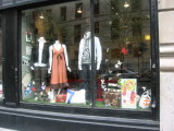 Boutique Window East of Broadway