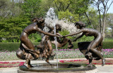 Dancing Muses - Central Park