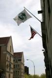 New York Academy of Medicine  Entrance on 103rd Street