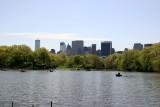 The Lake & Central Park South Skyline