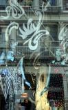 Anna Sui below Prince Street