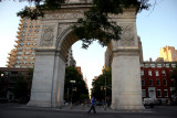 Early Evening at the Arch