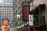 Spring Awakening Marquee at Eugene O'Neill Theatre - In Anticipation of the Tony Awards