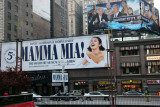 Mamma Mia at the Winter Garden