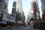 Downtown View toward Times Square
