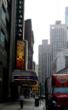 Ophrah Winfrey's Color Purple at the Broadway Theatre - North View