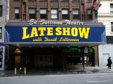 David Letterman's Late Show at the Ed Sullivan Theatre