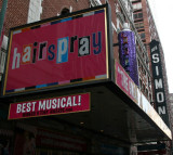 Hairspray at the Neil Simon Theatre