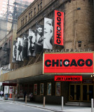 Chicago at the Ambassador Theatre - Northwest View