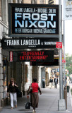 Frank Langella in Frost Nixon  at the Bernard Jacobs Theatre