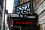 Frost Nixon at the Jacobs Theatre