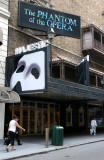 The Phantom at the Opera at the Majestic Theatre