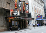 Les Miserables at the Broadhurst Theatre