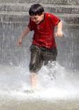 Fountain Frolic